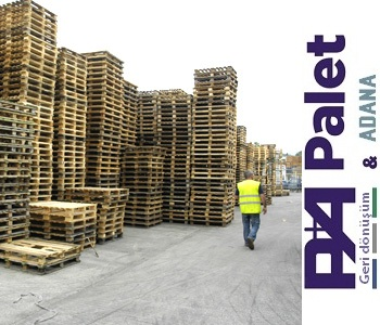 AP Palet Used Wooden Pallets